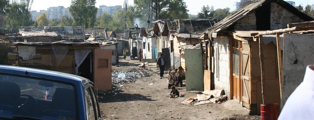 Gypsy Settlement