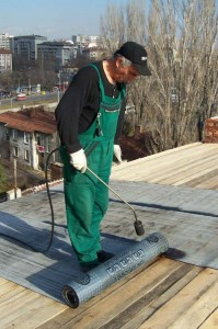 Roofing Preparation work