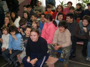 School in Sofia for diabled children