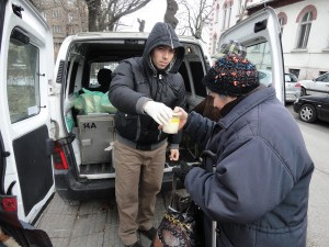 Street Mercy Project - Food Relief for People in Sofia
