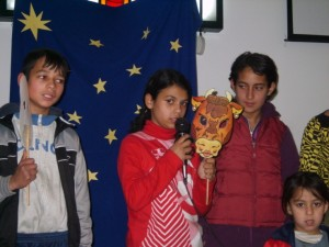 Literacy Class Christmas Play 2010