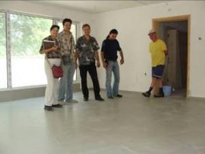 food distribution centre - July 2011