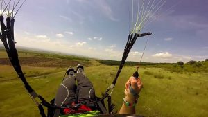 Paraglid 2 - Geoff Wallis